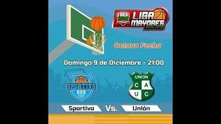 Sp. San Salvador vs. Unión