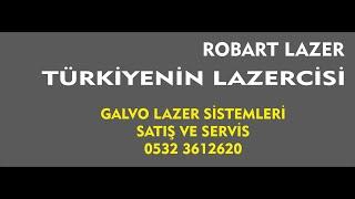 ROBART Galvo Lazer Deri Ayakkabı Çanta Kesim Kazıma Dekorasyon .