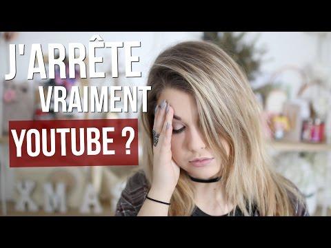 J'ARRÊTE VRAIMENT YOUTUBE ? streaming vf
