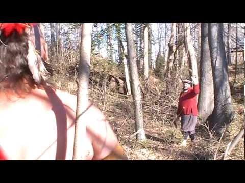 1622 Opechancanough Powhatan Warrior