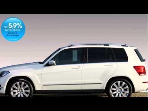 Mercedes Benz Glk Klasse Glk 200 Cdi 7g Tronic Ambition Youtube