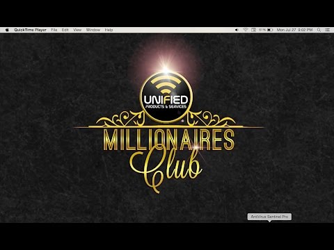 Unified Products and Services Millionaires Club Member Lynnete Pagatpatan - Official Video