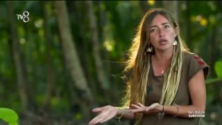 Tarık Mengüç bir anda çileden çıktı! Adada sesler yükseldi...  30. Bölüm   Survivor 2017