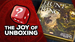 The Joy of Unboxing: Hunt for the Ring