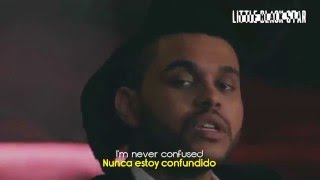The Weeknd   Earned it Fifty Shades Of Grey Lyrics + Sub Español Official thumbnail