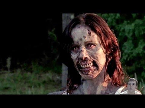 The Walking Dead Season 3 Deleted Scene Lori As A Walker Video Review