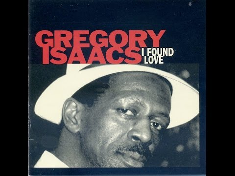 Gregory Isaacs - I Found Love (Full Album)