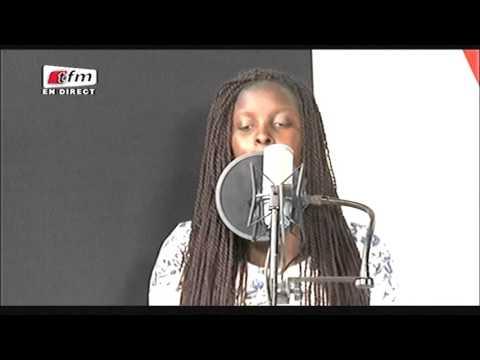 La belle préÂ�station d'Abiba sur JongantéÂ� 28 Fevrier 2016 - TFM