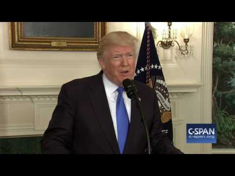 President Trump complete statement on Alexandria, VA Shooting (C-SPAN)
