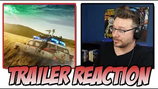 GHOSTBUSTERS: AFTERLIFE - Official Trailer Reaction thumbnail