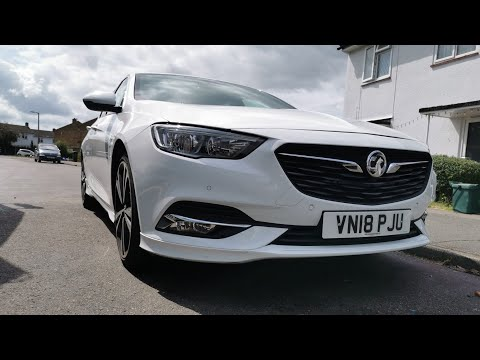 #Vauxhall #Insignia 2018 review