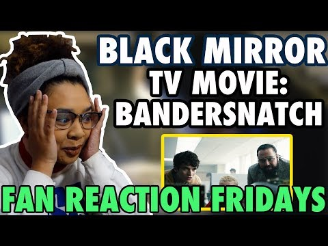 "Black Mirror Interactive TV Movie: ""Bandersnatch"" Reaction & Review 