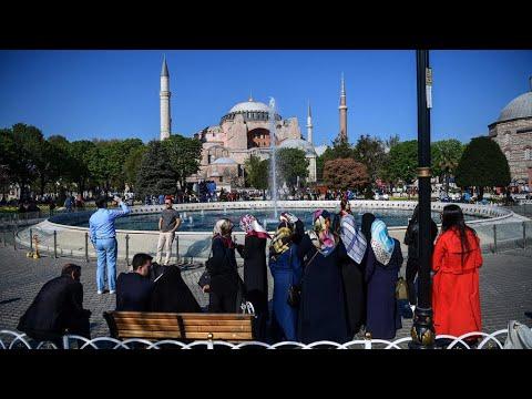 آيا صوفيا: روسيا تأسف لعدم الإصغاء إلى -ملايين المسيحيين- واليونان تعتبر القرار -استفزازا للعالم-