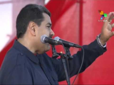 Venezuela: Maduro Warns of Intensified Drug Trafficking