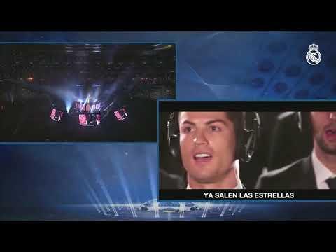 Himno de Real Madrid nueva versión campeón champions 2018