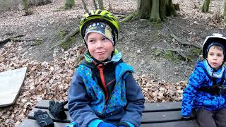 TBK - Trail Biley Kriz Prva Jazda S Detmi | TBK 1, 2