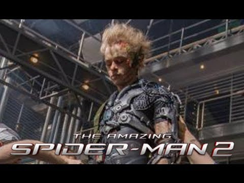 green goblin in new behind the scenes picture from the
