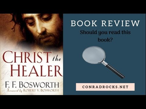 Christ The Healer Book