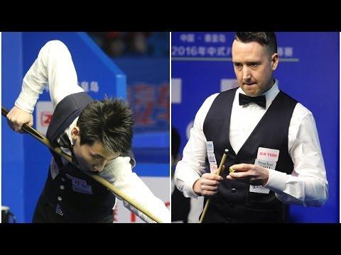 2016 World Chinese 8-Ball Masters - Gareth Potts vs Liu Yang 劉洋