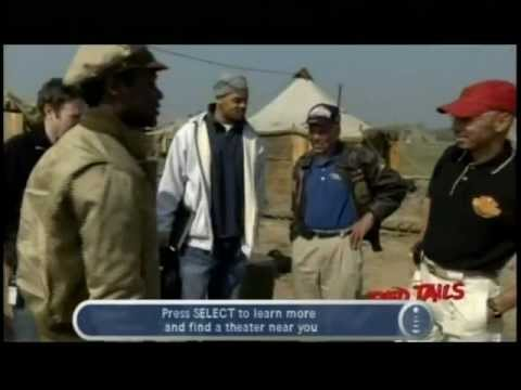 George Lucas & The Cast Of RED TAILS - Pt.1