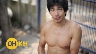 """EP15: """"Cambodian Food and Man Porn"""" Learning to Cook Cambodian BBQ in Siem Riep"""
