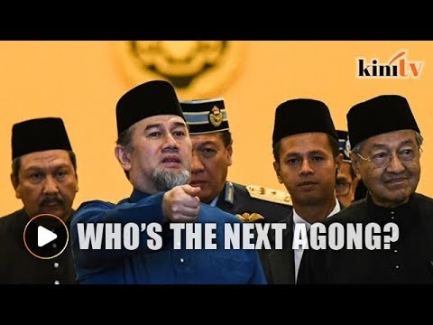 Who will be the next Agong? - Rulers hold meeting at Istana Negara