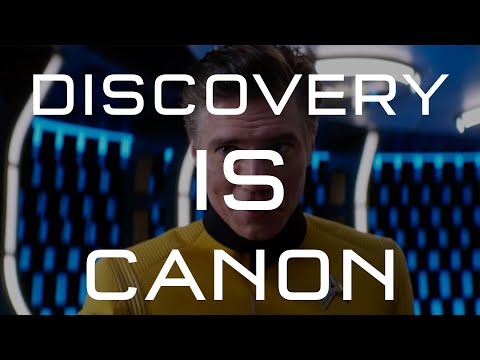 Star Trek: Discovery Is Canon | CBS Lays Down The Law | Spoilers & Explained
