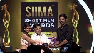 Pantaloons SIIMA Short Film Awards 2019 | Best Actor Winner | Kannada