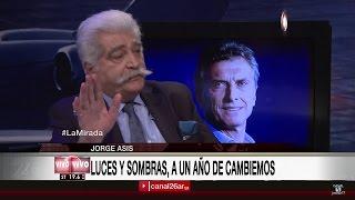 """Jorge Asís en """"La mirada"""" de Roberto García - 05/12/16"""