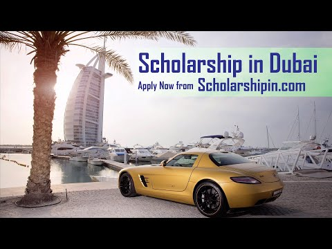 Scholarship in Dubai