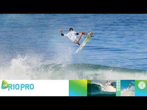Filipe Toledo's Perfect 10 - Oi Rio Pro 2018