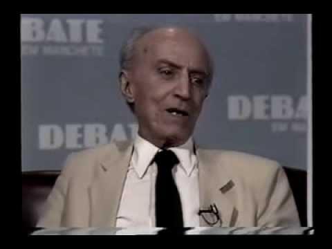 Antonio Houaiss - Debate em Manchete 09.04.90