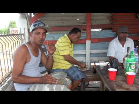 ROSE HALL TOWN--Wata Wata COOK UP RICE-Guyana.