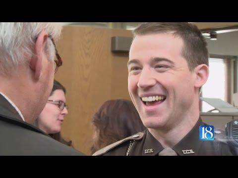 Tippecanoe County deputy receives life-saving award