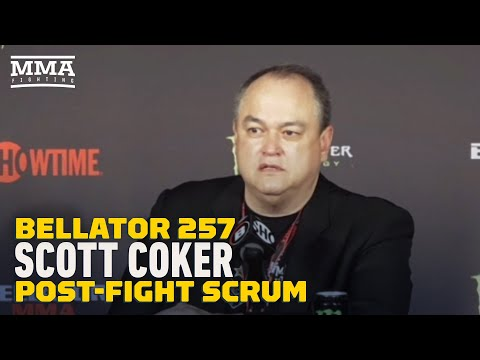 Bellator 257: Scott Coker on Paul Daley, Cris Cyborg and Fedor Emelianenko's Future - MMA Fighting