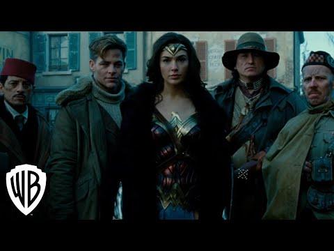 "Wonder Woman - ""Etta Candy Explains The Reinforcements"""