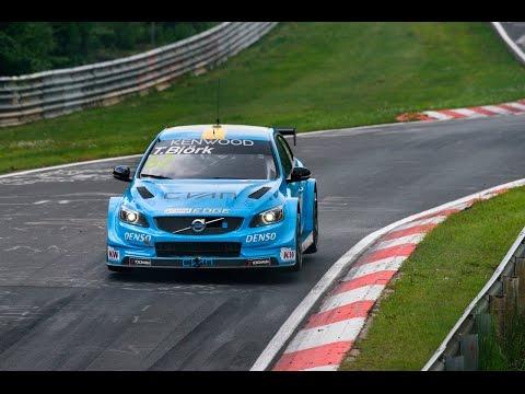 Polestar Cyan Racing – WTCC Race 5 – Nürburgring Nordschleife