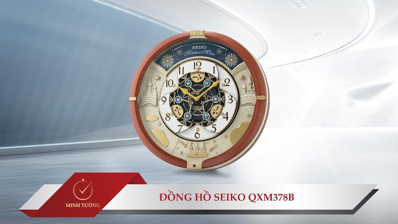 Đồng hồ Seiko QXM378B – Đồng hồ Minh Tường