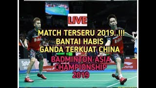 Download Video FINAL MENEGANGKAN..!! KEVIN GIDEON vs HAN ZHOU || Badminton Asia championship 2019 MP3 3GP MP4