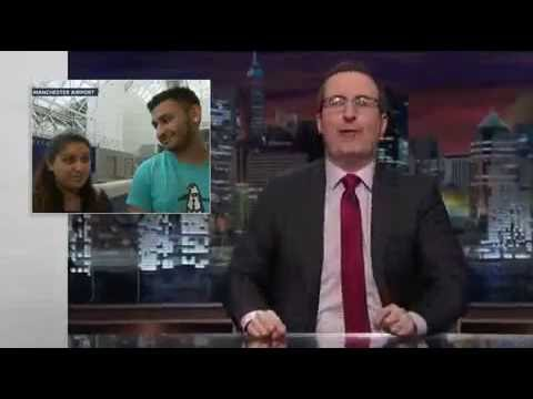 Last Week Tonight With John Oliver - Trump on Brexit