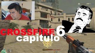Crossfire online gamer cap 6 || Gameplay Español #tumundohd