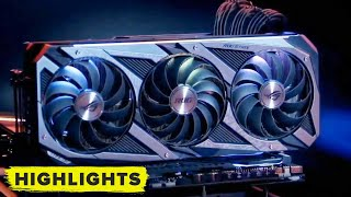 Asus ROG Strix GeForce RTX 3000 Series! Watch the reveal here