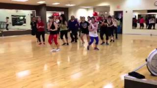 Zumba- Drop it Low Girl