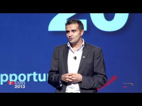 TiEcon 2013 TiE Youth PM Keynote with Ashish Thakkar, CEO Mara Group Africa