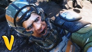 TITANFALL 2 THIS IS SO SAD! :: Titanfall 2 Campaign Playthrough Part 1