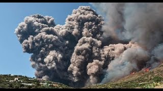 Something Prophetic is happening:Explosive Volcano Eruptions & Massive Earthquakes all over World