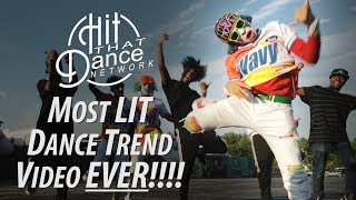 Fresh The Clowns x Legendary Boyz | BEST HIT DEM FOLKS DANCE VIDEO EVER! | Migos - Call Casting