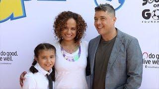 "Judy Reyes and George Valencia ""LaGolda"" Special Short Film Screening Red Carpet"