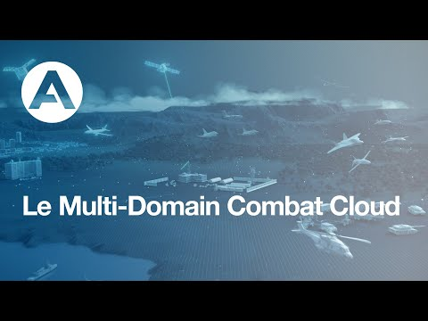 Le Multi Domain Combat Cloud