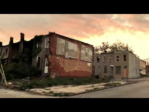 Touring Baltimore's Most Dangerous Neighborhoods,As The City Descends Into Crisis